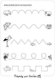 Nursery Worksheets, Kindergarten Worksheets, Educational Activities For Toddlers, Preschool Activities, Preschool Writing, Kids Writing, Autism Learning, Kids Learning, Maternelle Grande Section