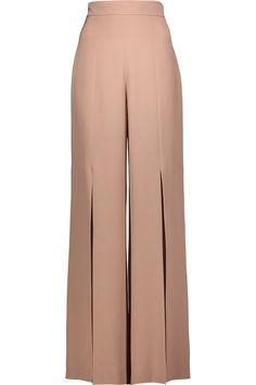 Shop on-sale Cushnie et Ochs Silk-satin wide-leg pants. Browse other discount designer Pants & more on The Most Fashionable Fashion Outlet, THE OUTNET.COM