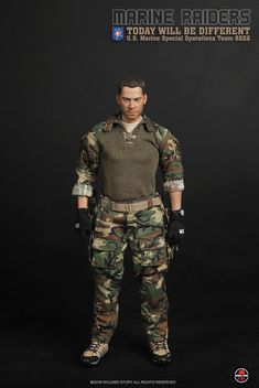 onesixthscalepictures: Soldier Story MARINE RAIDERS : Latest product news for 1/6 scale figures (12 inch collectibles).