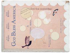 Mary Emma Hawthorne's Bird Collages - Wren