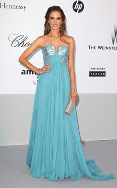 Alessandra Ambrósio - Cannes Film Festival 2012