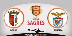 Braga x Benfica: O Sporting de Braga recebe o líder da primeira liga portuguesa, o Benfica. Num jogo a contar para a oitava jornada do principal escalão do  http://academiadetips.com/equipa/braga-x-benfica-primeira-liga/