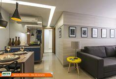 Apartamento Decorado Spazio Rockfeller - Rio de Janeiro - RJ | por mrv.engenharia