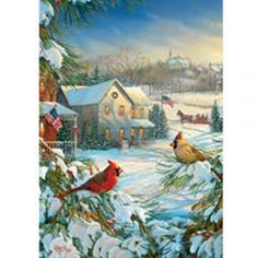 Kış Kuşları (1000 parça) Ravensburger puzzle 39,90 TL