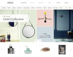 20 eCommerce Web Design for Your Inspiration