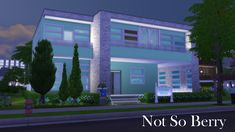 1ª Geração - Menta #house #sims #sims4 #construção #download #katsims