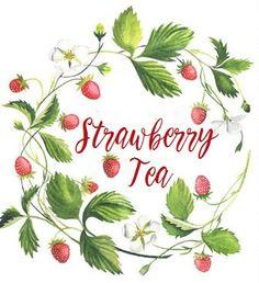 Raspberry Tea, Strawberry Hill, Irish Tea, Strawberry Decorations, Autumn Tea, Christmas Tea, Hot Chocolate, Tea Time, Tea Party