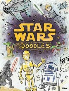 Star Wars Doodles: Star Wars Doodle Book (Doodle Book)