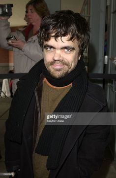 Peter Dinklage during 2003 Sundance Film Festival - 'Laurel Canyon' Premiere at Eccles in Park City, Utah, United States.