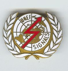 UNEF SIGNALS (United Nations Emergency Force)