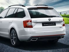 Nouvelle Octavia RS Combi #OctaviaRS #Combi