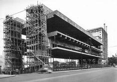 MASP, São Paulo Lina Bo Bardi 1968 Hans Günter Flieg