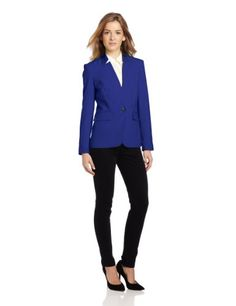 Vince Camuto Women's Inverted-Notch Blazer $65.94 (56% OFF) + Free Shipping