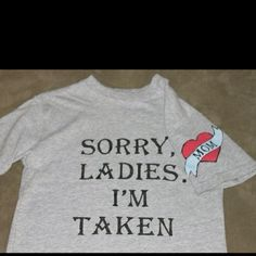 I know about 3 little boys who need this shirt. ;)