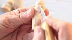Good guide to Wood Carving Faces Part 2