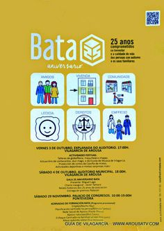 3oct-4oct BATA 25 ANIVERSARIO | Guía de Vilagarcía