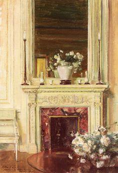 Walter Gay - Room in the Villa Sylvia