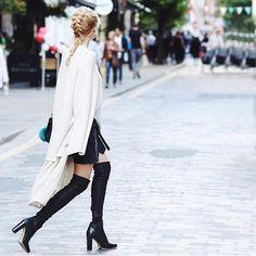 Cuissardes  #cuissardes #black #white