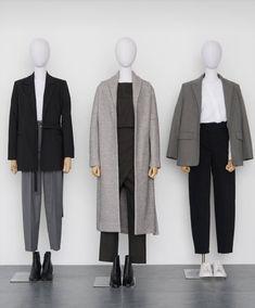 Korean Girl Fashion, Korean Fashion Trends, Muslim Fashion, Look Fashion, Fashion Outfits, Basic Outfits, Korean Outfits, Classy Outfits, Casual Outfits