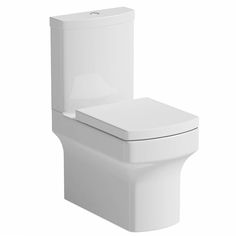Vermont Close Coupled Toilet inc Soft Close Seat