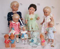 Amazon.com: Schildkrot Erika Blond Replica Collector Doll: Toys & Games