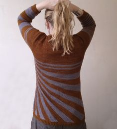 Ravelry: Stripes gone crazy pattern by atelier alfa