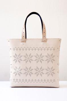 pixelfolk Kate Spade, Memories, Tote Bag, Sewing, Natural, Modern, Style, Fashion, Bag