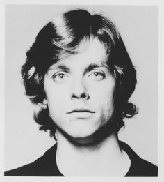 Mark Hamill - Luke Skywalker Another man crush I had in the preteen years.