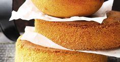 Die Zutaten für diesen süßen Vanilleboden hat man meistens sowieso zu Hause. Das ideale Rezept also für leckeren Tortenboden für spontanes Tortenglück...