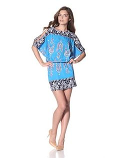 Blouson dress on sale today for $174 normally $396!