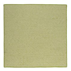 Crisscross Indoor/ Outdoor Area Rug (Lime Green - x Square), Colonial Mills Square Rugs, Modern Area Rugs, Indoor Outdoor Area Rugs, Throw Rugs, Colorful Rugs, Rug Size, Mid-century Modern, Hand Weaving, Tweed