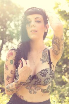 Inked Woman 0304