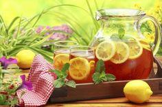 Cómo preparar un té frío natural perfecto en casa
