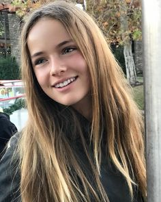 """Kristina Pimenova """"Without You"""" The Most Beautiful Girl, Beautiful Children, Beautiful Women, Beautiful Long Hair, Cute Young Girl, Russian Beauty, Girls World, Russian Models, Young Models"""