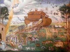 Mensagens e Ideias: Coisas importantes a aprender com a Arca de Noé