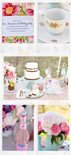 Dreaming of...A Bridal Shower