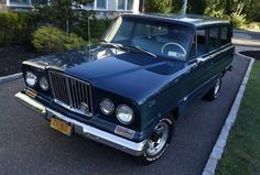 Hemmings Find of the Day – 1964 Jeep Wagoneer | Hemmings Daily