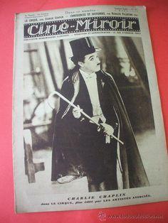 CHARLOT - EL CIRCO - 1928 - Charles Chaplin