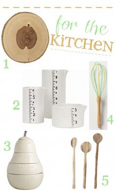 Fun tools for the kitchen!