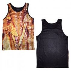 Wholesale Sublimation Tank Tops 6pc Pre-packed