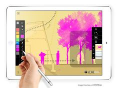 Take your sketching to the next level: Morpholio launches Trace Pro app for the iPad Pro & Pencil   News   Archinect
