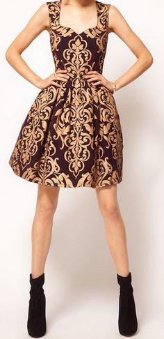 Baroque Fashion at ASOS