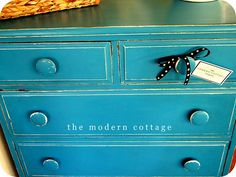 the modern cottage painted furniture - Google Search