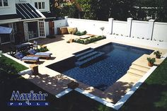 Image result for dark blue swimming pools