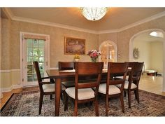 265 Gardner Rd, Ridgewood Village, NJ 07450 — SIMPLY ENCHANTING! TRULY...GRACIOUS. SPACIOUS & SUN-FILLED FROM MORNING 'TIL LATE AFTERNOON! THIS amazing CLASSIC BEAUTY is LOCATED IN MUCH DESIRED sought after OLD COUNTRY CLUB SECTION. INVITING INTERIORS BOASTS An ENTRY FOYER WITH LEADED GLASS PALLADIUM WINDOW, SWEEPING BRIDAL STAIRCASE WITH EXQUISITE WROUGHT IRON HANDRAIL. FRONT TO BACK LIVING ROOM WITH fireplace, FRENCH DOOR To terrace & gleaming wood floors. LARGE elegant formal DINING…