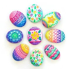Pintar roques amb Puffy Paint Rock Painting Supplies, Rock Painting Ideas Easy, Rock Painting Designs, Puffy Paint Designs, Rock Painting For Kids, Lady Bug Painted Rocks, Painted Rocks Kids, Pebble Painting, Diy Painting