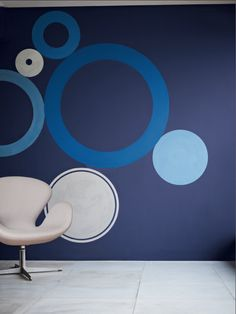 Indigo Night has a purplish hue giving it a soothing, honest and relaxing feel, an ideal compliment to our cool northern light http://www.dulux.co.uk/colouroftheyear/index.jsp