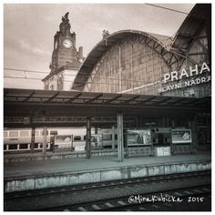 #station #prague #praha #prag #praga #iprague #cz #czech #czechia #czechrepublic #czechdesign #česko #české #českárepublika #czdsgn #history #heritage #city #art #architecture #2015 #world #sculpture #statue