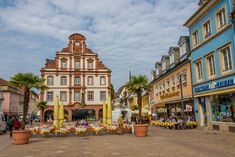There are many reasons to visit Speyer including museums, sea life, hiking and biking, wine-tasting and of course great places to eat.