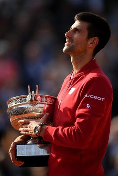 NOVAK DJOKOVIC | NOVAK DJOKOVIC IS THE ROLAND GARROS CHAMPION 2016!
